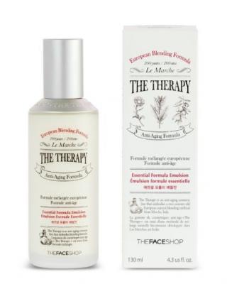 Эмульсия лечебная для лица The Face Shop The Therapy Essential Formula Emulsion 130 мл: фото