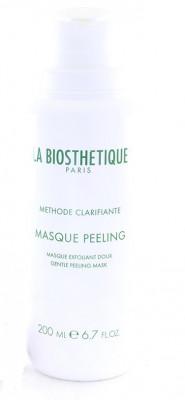 Маска крем-эксфолиант глубоко очищающая La Biosthetique Masque Peeling 200мл: фото