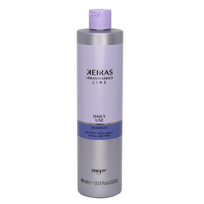 Шампунь ежедневный Dikson KEIRAS Daily Use shampoo FOR ALL HAIR TYPES 400мл: фото