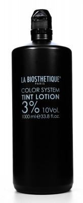 Эмульсия для перманентного окрашивания волос La Biosthetique Tint Lotion ARS 3% 1000мл: фото