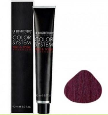 Краситель La Biosthetique Tint & Tone 6/57 Темный блондин красно-фиолетовый 90мл: фото