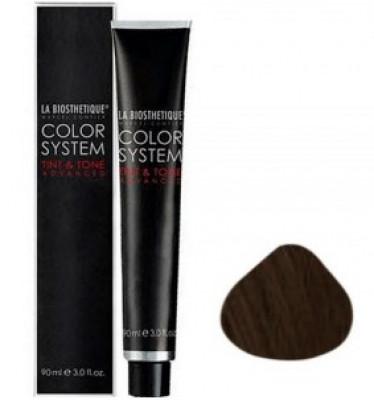 Краситель La Biosthetique Tint & Tone 5/34 Светлый шатен золотисто-медный 90мл: фото