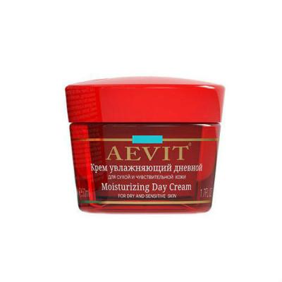 Крем увлажняющий дневной AEVIT BY LIBREDERM 50 мл: фото