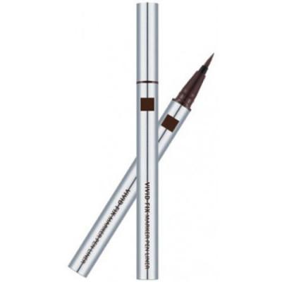 Подводка для глаз MISSHA Vivid Fix Marker Pen Liner Deep Black 0,6 гр.: фото