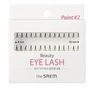 Накладные ресницы THE SAEM Beauty Eye Lash Point 02: фото
