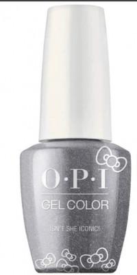 Гель лак для ногтей OPI GelColor Hello Kitty Isn't She Iconic! HPL11 15 мл: фото