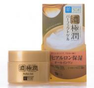 Гель 3в1 для всех типов кожи HADALABO Gokujyun Perfect Gel 100 г: фото