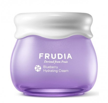 Крем увлажняющий с черникой Frudia Blueberry Hydrating Cream 55 г: фото
