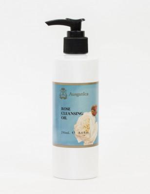Очищающее масло Роза Ausganica 250 мл: фото