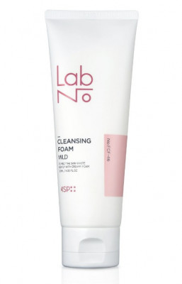 Пена мягкая очищающая LabNo 4SP Mild Cleansing Foam 120 мл: фото