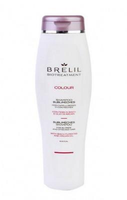 Шампунь для мелированных волос Brelil Biotreatment Colour 250мл: фото