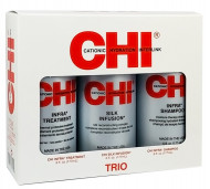 Набор для волос CHI INFRA TRIO KIT: фото