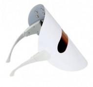 Светодиодная маска для омоложения кожи лица m1020 (LED маска) Gezatone: фото