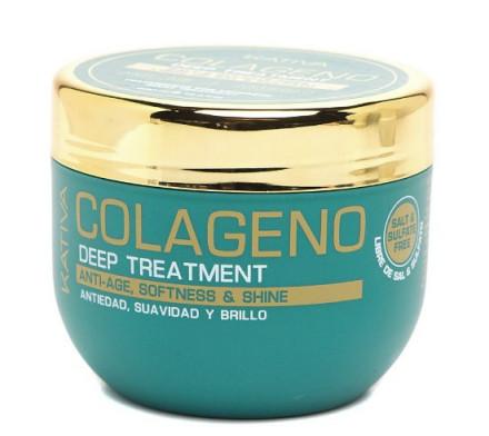 Маска для волос с коллагеном Kativa COLAGENO 500мл: фото