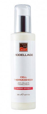 "Крем антицеллюлитный с термоэффектом Beauty Style ""Cell ThermoShock"" 200мл: фото"