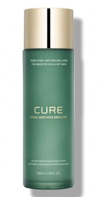Эмульсия успокаивающая с алое Cure Hydra Soothing Emulsion 130 мл: фото