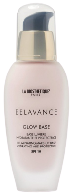 Основа под макияж с эффектом мерцания La Biosthetique Belavance Glow Base SPF10 30мл: фото
