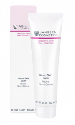 Регенерирующий бальзам для очень чувствительной кожи JANSSEN COSMETICS Neuro Skin Balm 100 мл: фото