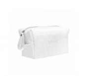 Косметичка белая с перламутром SHIK White pearl cosmetic bag: фото